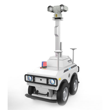 Security Patrol Robot XZZ-A Series