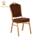 Aluminum Banquet Chair / Chair Covering Banquet Curtains