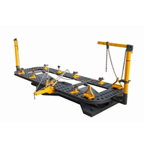 Best Quality accident damaged car straightening bench