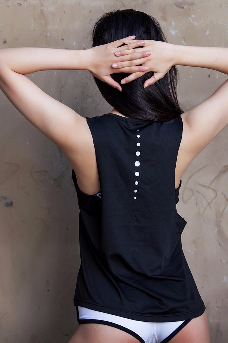 High Quality Elegant Tanks Tops Vest T-shirt 12