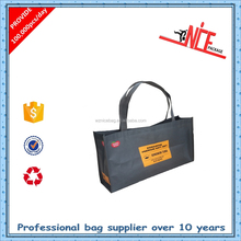 Customized High Quality PP Non Woven Shopping Bag,pictures printing nonwoven bag, pp laminated non woven bag