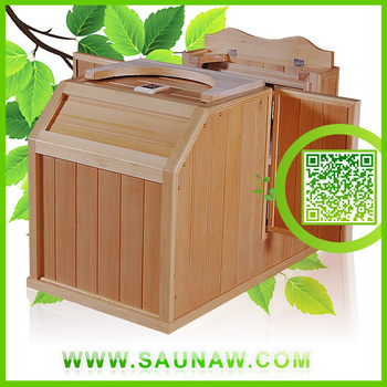 2014 gw h03 1 person mini sauna far infrared half body sauna buy mini sauna sauna for 1. Black Bedroom Furniture Sets. Home Design Ideas