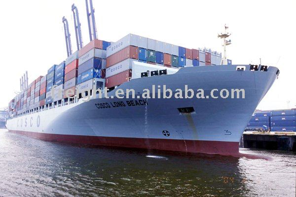 Container shipping from shanghai to Karachi,Pakistan