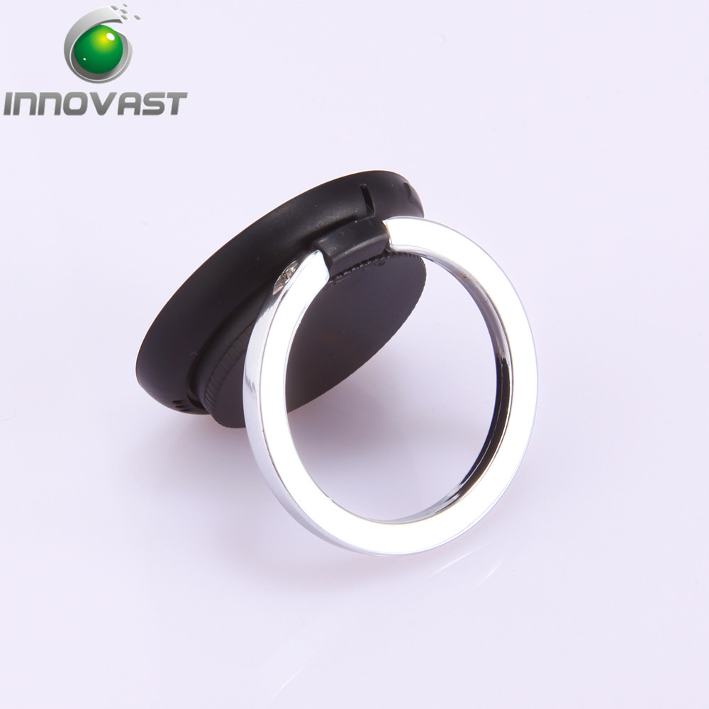 2017 New Patented Smart Finger Ring Holder Selfie Remote Shutter Bluetooth 4.0 Phone Track Finder with Anti Lost Alarm Functi