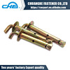 China supplier high quality step roof wood anchor bolt