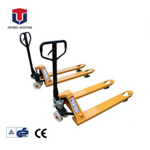Alibaba golden supplier durable CBY-AC hand pallet truck 10ton with low price