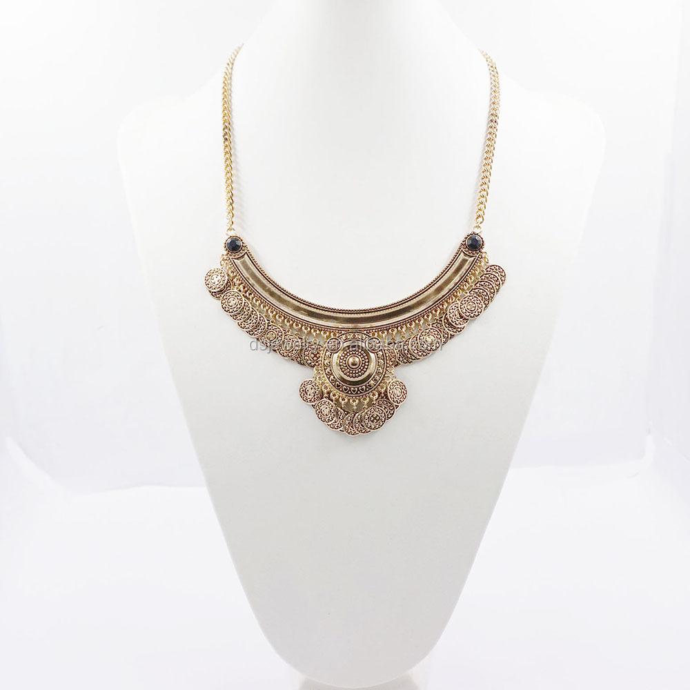 Latest Design 22k Gold Jewellery Designs Dubai Jewelry Rosary ...