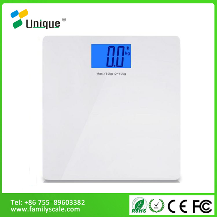Ultra Portable Weigh Yellow Platform Digital Electronic Counting Table Dog Decorative Square Human Healthy Wifi Bathroom Scale