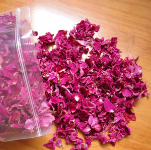 Bulk supply organic dried rose petals for rose tea or raw material from Chinese Rose Town