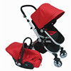 Travel System Big Wheels Baby 3 in 1 Stroller With Car Seat And Carrycot