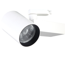 Good quality dimmable round track led spotlight