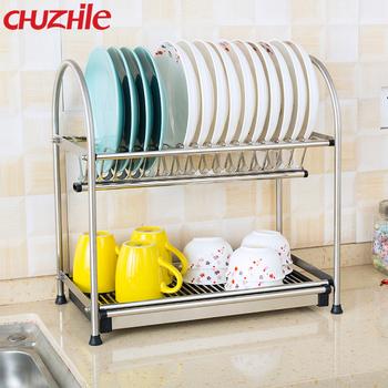 China Good Quality Kitchen Rack Over Sink Dish Rack Organizer Dish