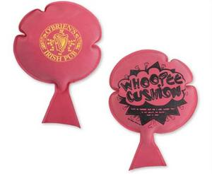 Custom promotional novelty funny cheap small whoopee cushion