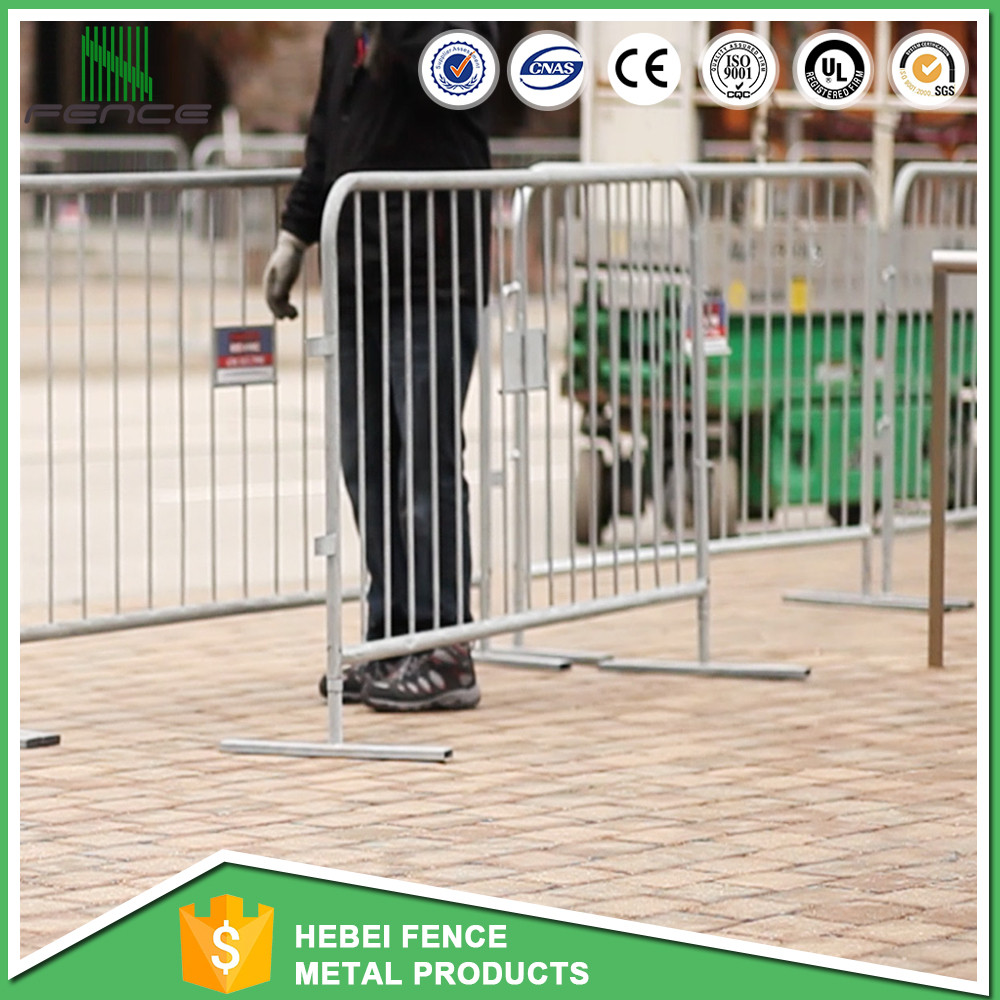 Concret Used Crowd Control Barrier For Road Alibaba 2015 New Product