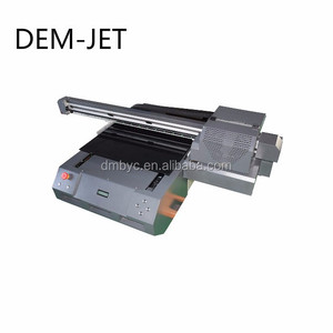 A2 UV flatbed printer hot sale digital foil printing machine 3d metal printer with DX8 print head