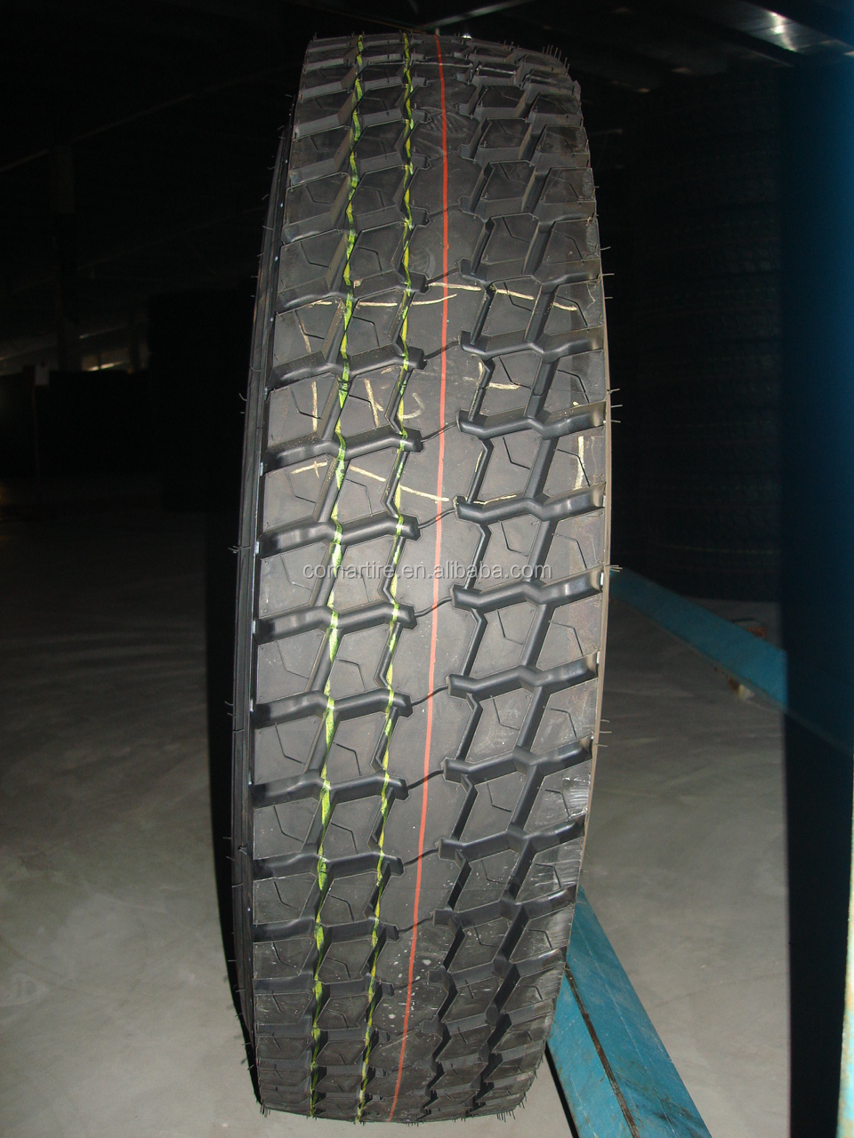 headway brand truck tyre 245/70R17.5 off road pattern HD605 Cheap price truck tires for sale