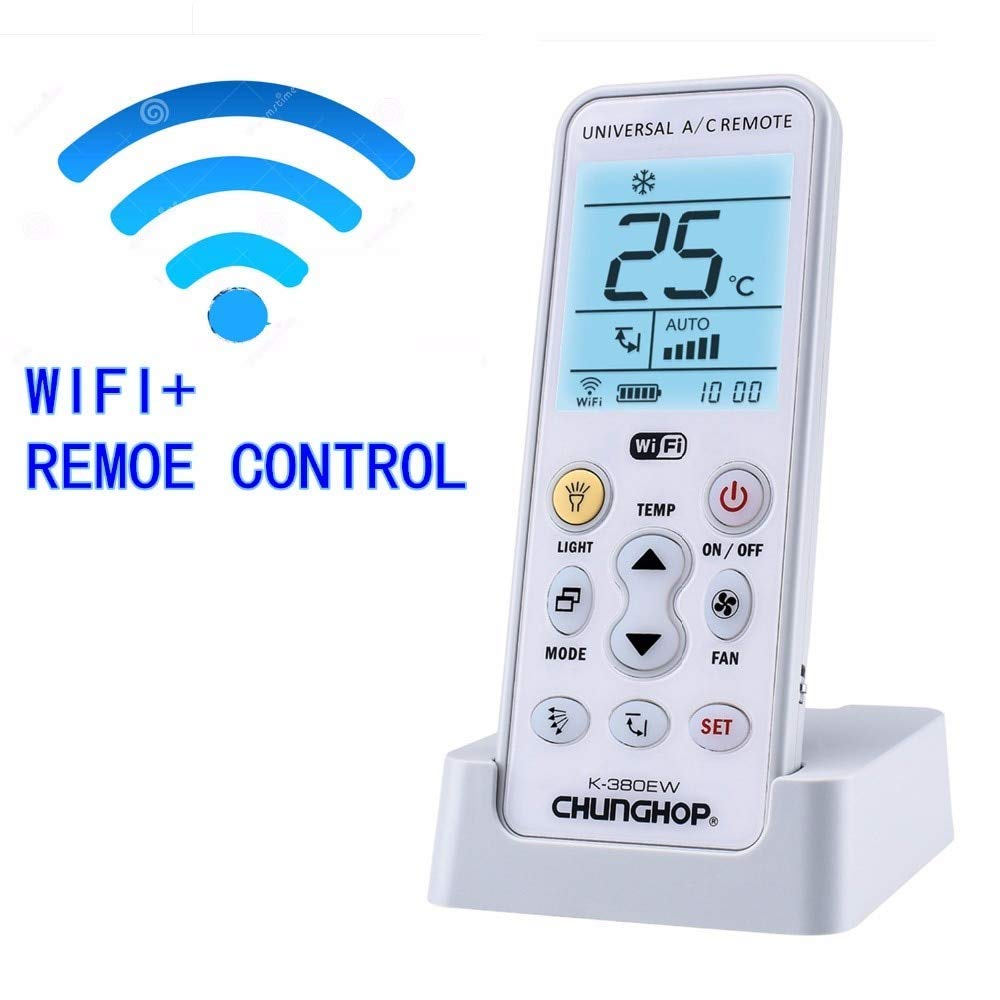 AVEEBABY WiFi Universal A/C Controller Air Conditioner air Conditioning Remote Control CHUNGHOP K-380EW