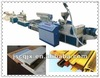 PE Wood Plastic Sheet Production Line