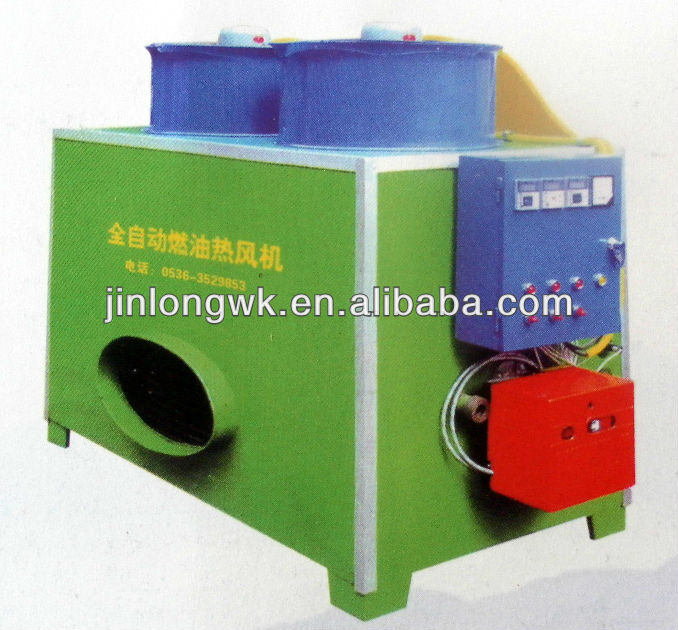 JL High Efficient Automatic Oil -burning Heating Furnace