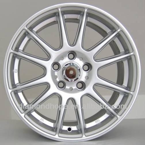 excel car rims for sale in stock(ZW-YL666)