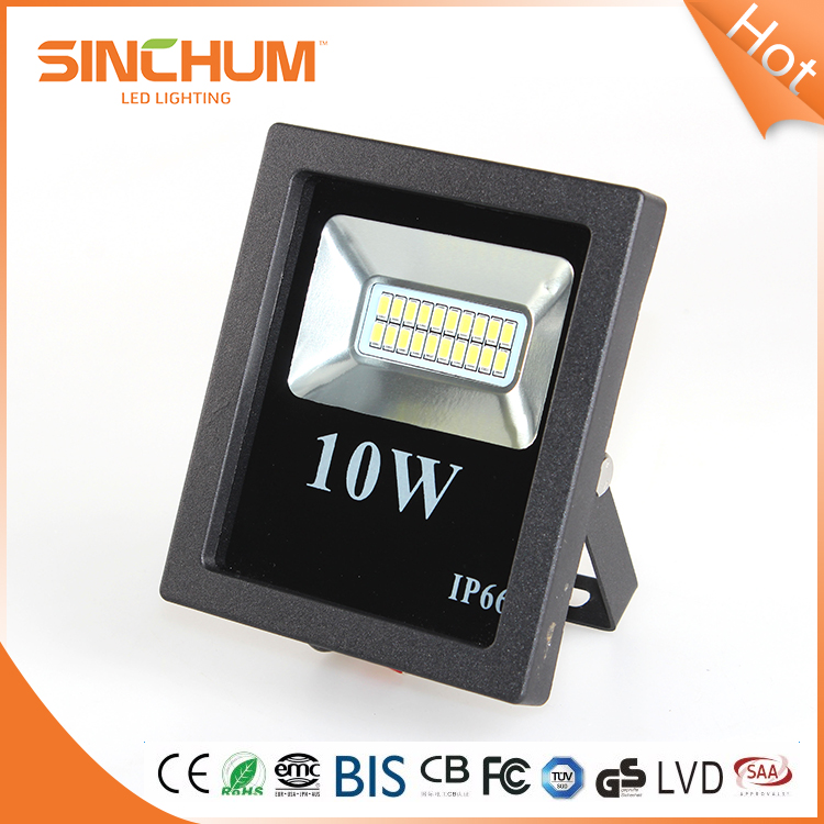 Zhongshan Factory IP66 Tri-Proof Reflector Flood 10W Led Light