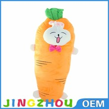 soft toys fruits and vegetables,plush carrot toy