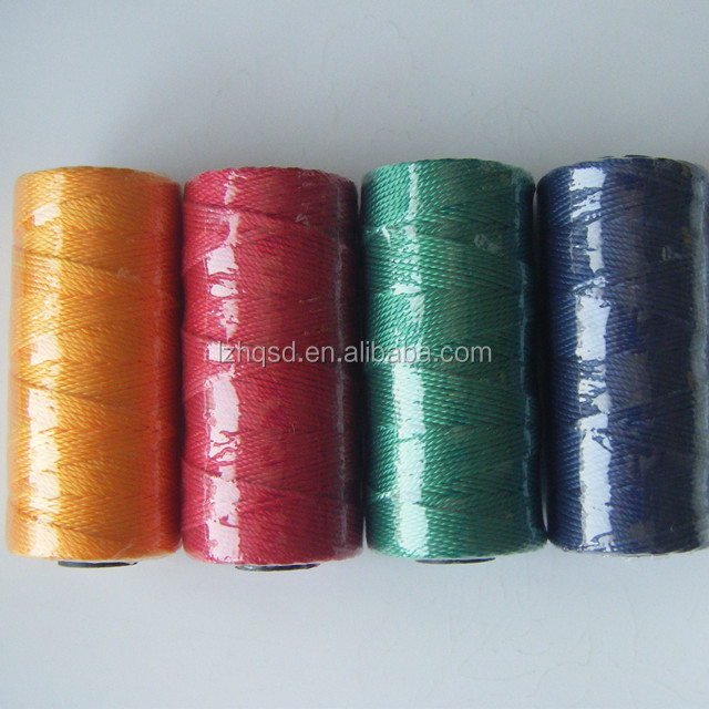 380D PE twine rope use for fishing net