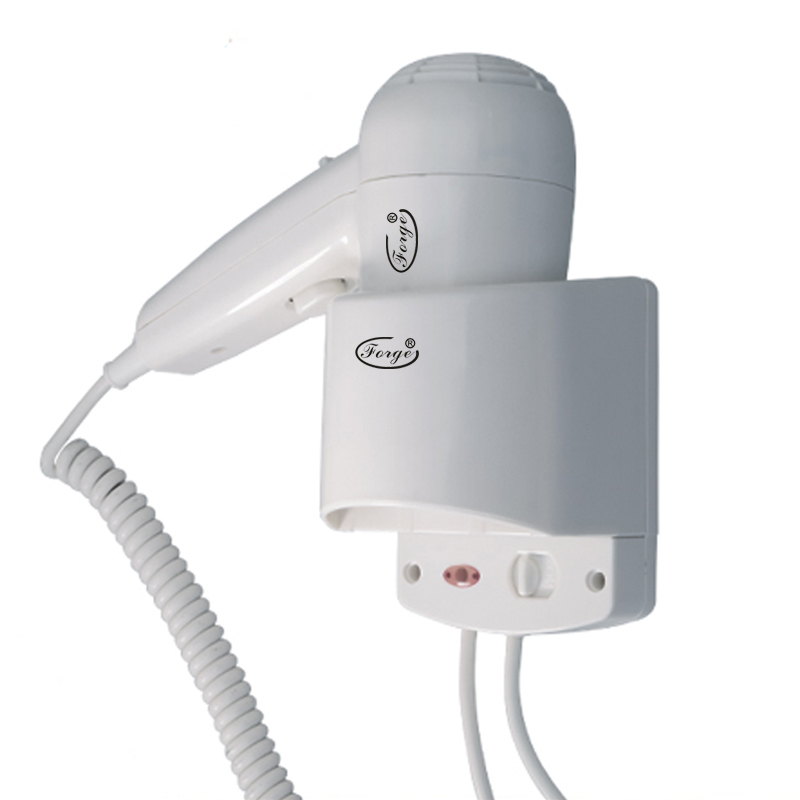 Newest Professional Wall Mounted Hair Dryer for Hotel