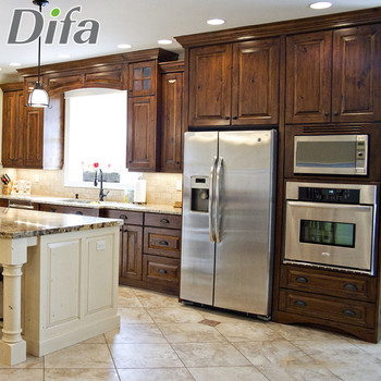 Custom New Model Modern Kitchen Cabinets Pantry Cupboards Designs