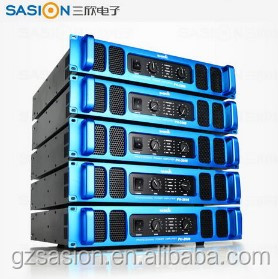 Sasion High Power Stage Show Used Professional harga power amplifier extreme