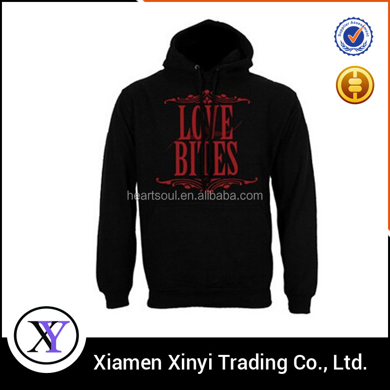 Hot selling fashion casual Pullover cheap mens knitted wool hoodies