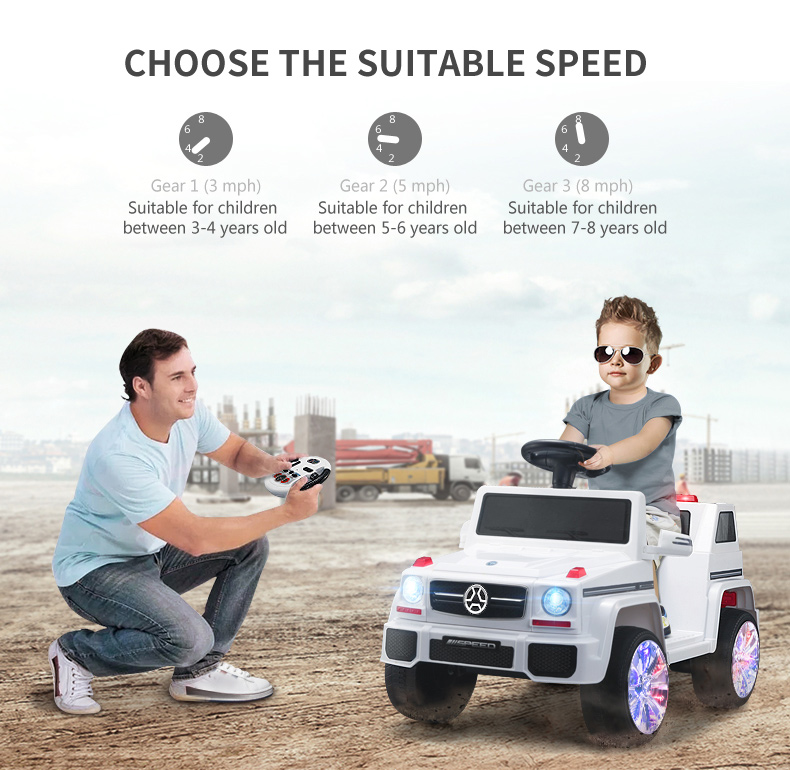 four wheel remote control plastic rechargeable children ride on cars ...