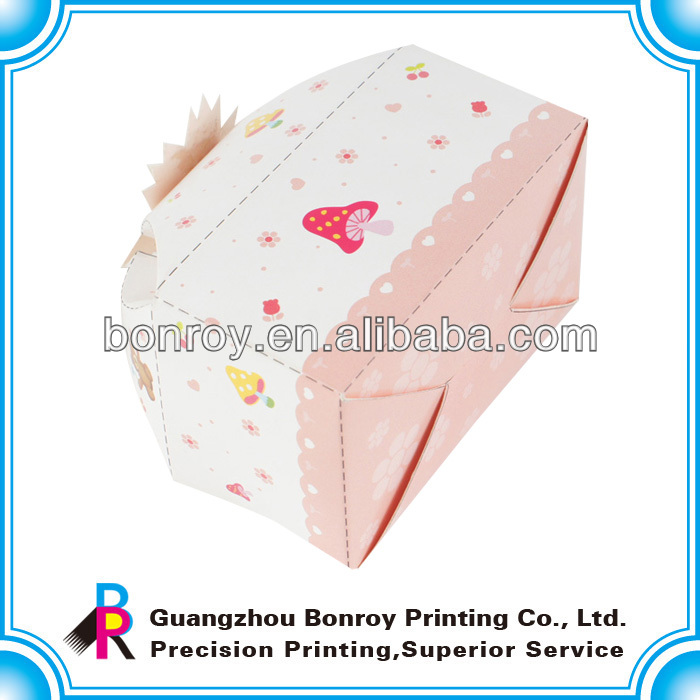 corrugated packaging boxes wholesale beauty cake box cheap price