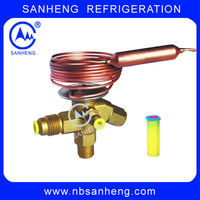 Thermostatic Interchangeable Expansion Valve