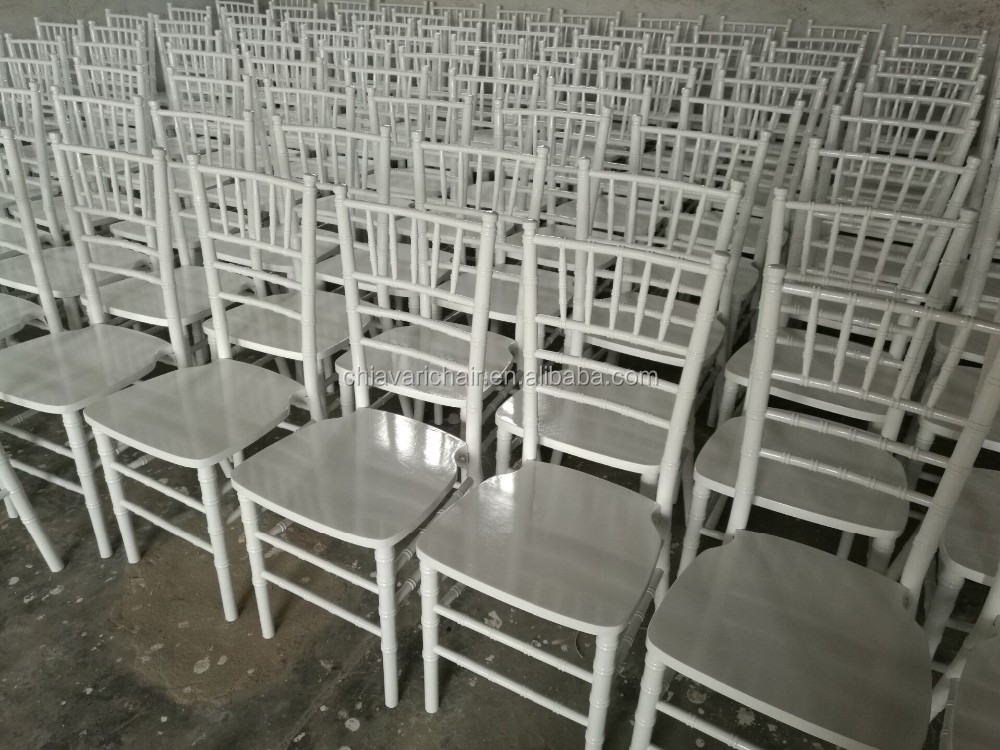 wholesale white chiavari chairs