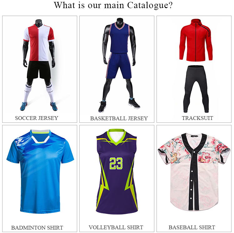 Wholesale Custom Designed Football Jersey Mens Clothing Uniform Soccer Wear Club