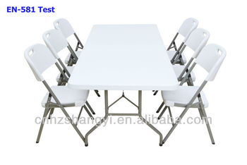 6 foot hot sale office table conference table meeting table lightweight plastic folding