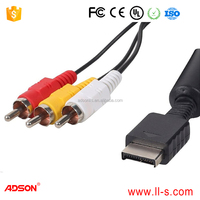 factory MHL Micro USB to RCA HDTV Adapter AV Cable