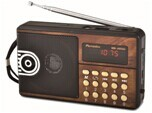 Wood-like portable FM/AM radio with cheap price and best quality