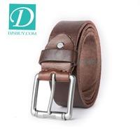 Best Quality Wholesale OEM Men Leather Belts Casual Belt