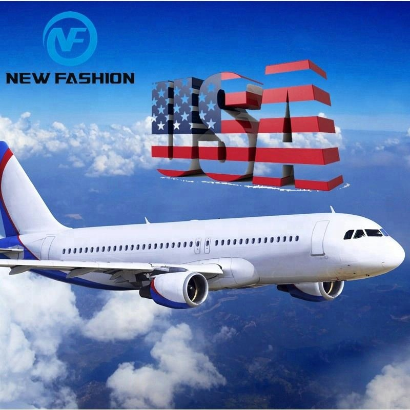 departure professional best air freight forwarder air shipping rates from china to usa with consolidation service