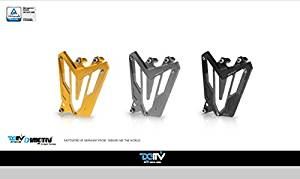 Dimotiv DMV Front Sprocket Cover for Yamaha MT07 14-15 (Titanium)