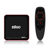 Trending tv box M8S PRO W voice search ATV android7.1 tv box