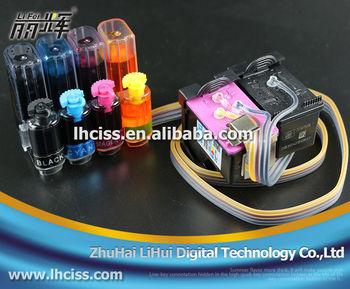 Lifei Hp802 60 61 대한 Ciss 데스크젯 1050 2050 1000 2000 J410a