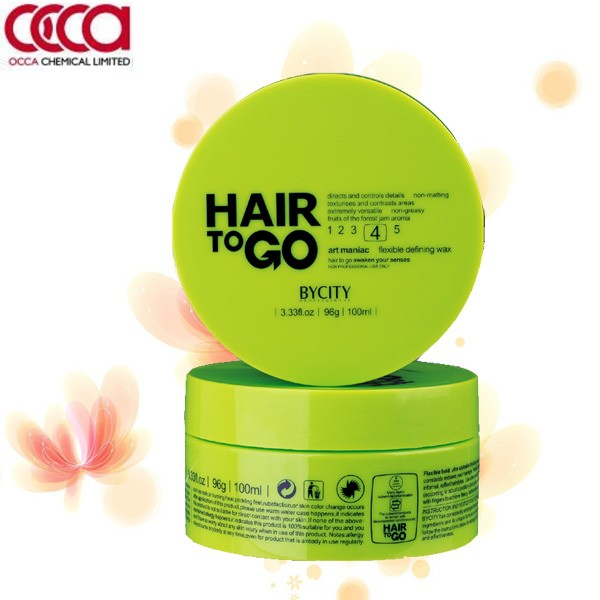 China OEM manufacturer wholesale fashion mens hair edge control wax