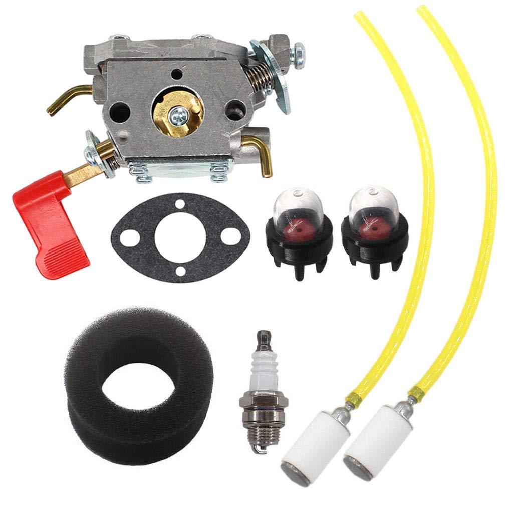 Get Quotations Aisen Carburetor For 545006017 Zama C1u W32 W32a Poulan Ppb32sst Pp446et Ppb300e Ppb250e