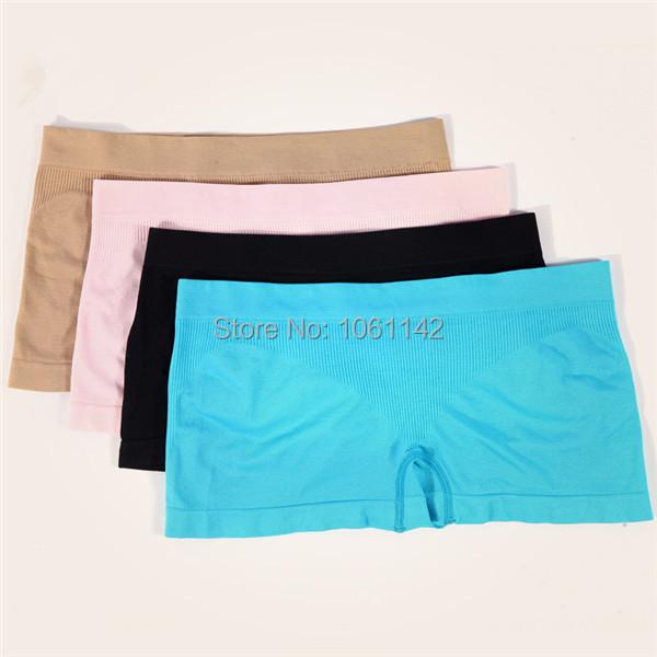 3fa1cb96e929 Get Quotations · Sports Women Underwear Panties Boxers Low-waist Female  Size S-M L-XL Boxer Underwear