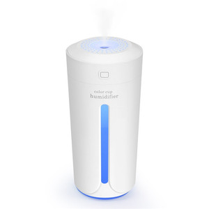 New Ultrasonic Mini Cup Aroma Diffuser USB Car Humidifier