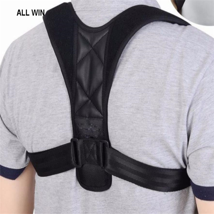 posture corrector support figure 8 Clavicle Support Brace to improve Thoracic