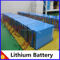 customized Size 12 volt 20ah lithium ion battery pack